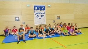 erste badmintonhalle deutschlands